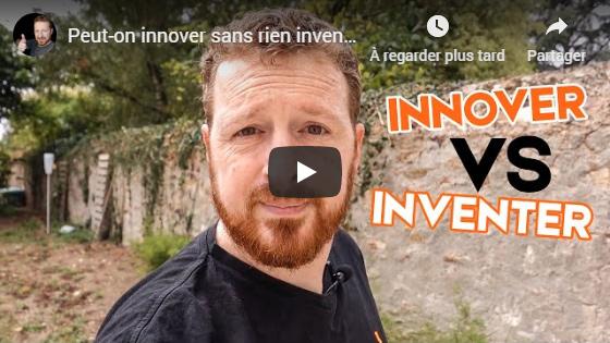 Peut-on innover sans rien inventer ? Renaud Varoqueaux