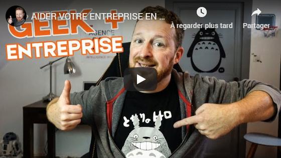 Aider votre entreprise en valorisant la culture geek